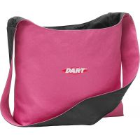 20-BG405, One Size, Pink/Charcoal, Front Center, Dart.